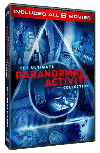 Paranormal Activity 6 Movie Collection DVD