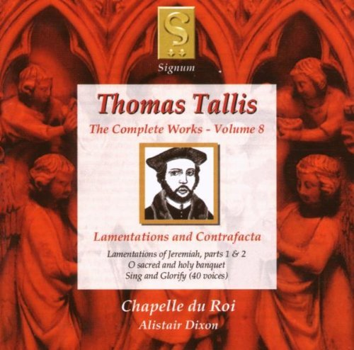 T. Tallis Comp Works Vol. 8 Dixon