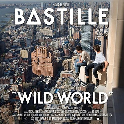Bastille Wild World 2 Lp