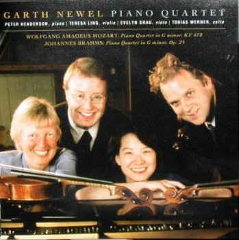 Garth Piano Quartet Newel Teresa Ling Violin Evelyn Grau