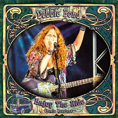 Debbie Bond Enjoy The Ride (shoals Session