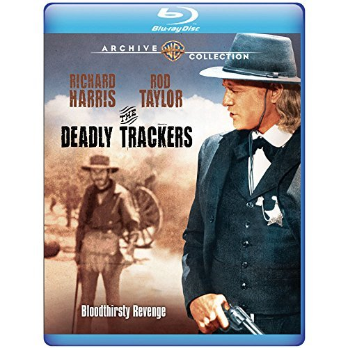 Deadly Trackers Deadly Trackers Blu Ray Mod This Item Is Made On Demand Could Take 2 3 Weeks For Delivery