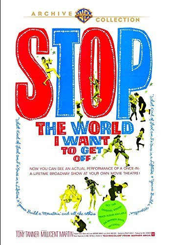 Stop The World I Want To Get O Stop The World I Want To Get O Made On Demand