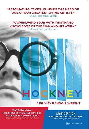 Hockney David Hockney DVD Nr