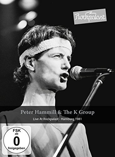 Peter & The K Group Hammill Live At Rockpalast Import Gbr