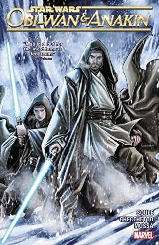 Marvel Entertainment Star Wars Obi Wan And Anakin