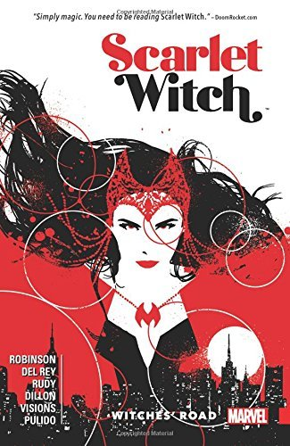 James Robinson Scarlet Witch Volume 1 Witches' Road