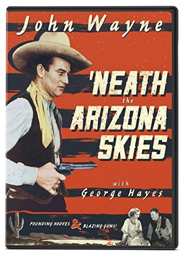Neath The Arizona Skies Wayne Hayes DVD Nr