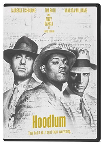 Hoodlum Fishburne Roth Garcia Williams