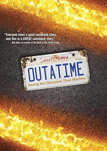 Outatime Story Of The Delorean Time Machine DVD Nr