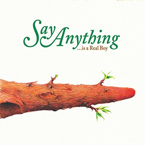 Say Anything Is A Real Boy 2xlp