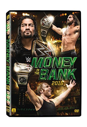 Wwe Money In The Bank 2016 DVD