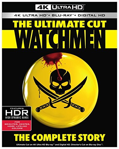 Watchmen Akerman Crudup Goode 4k R