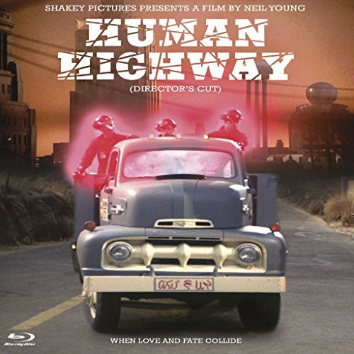 Neil Young Human Highway (director's Cut) (blu Ray)