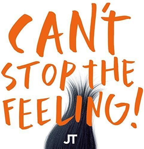 Justin Timberlake Can't Stop The Feeling Import Deu