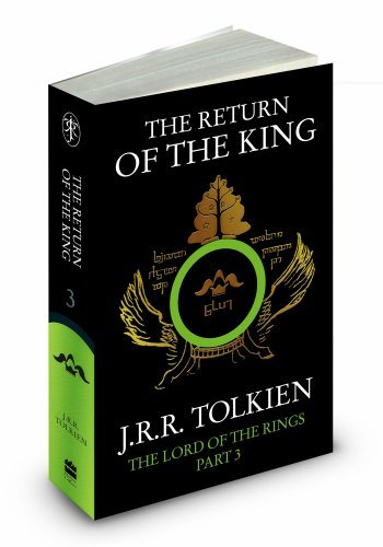 J. R. R. Tolkien Return Of The King Lord Of The Rings Book 3