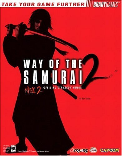 Bradygames Way Of The Samurai 2
