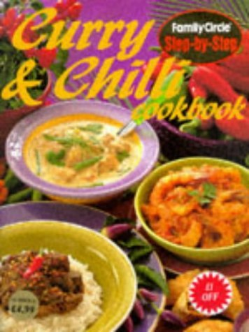 Murdoch Books Curry & Chilli Cookbook Step By Step