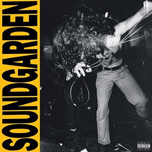 Soundgarden Louder Than Love Explicit Version