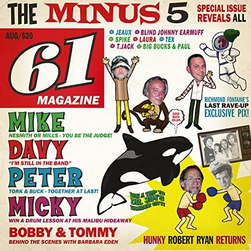 Minus 5 Of Monkees & Men
