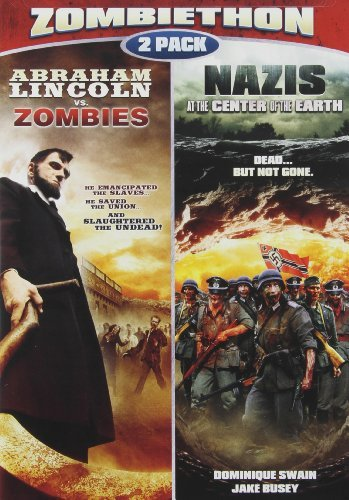 Abraham Lincoln Vs. Zombies Nazis At The Center Of Earth Double Feature