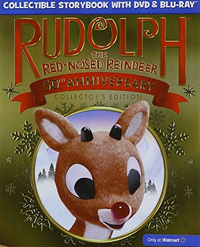 Rudolph The Red Nose Reindeer Ives Rankin Bass 50th Anniversary
