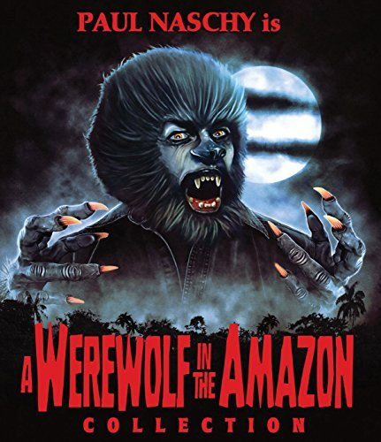 A Werewolf In The Amazon Collection A Werewolf In The Amazon Collection