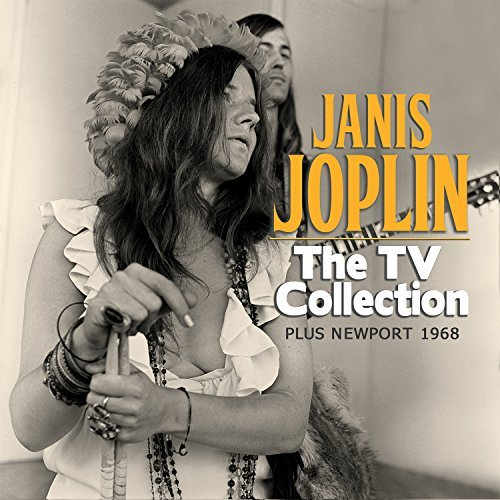 Janis Joplin The Tv Collection