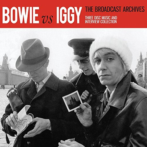 Bowie Vs Iggy The Broadcast Archive
