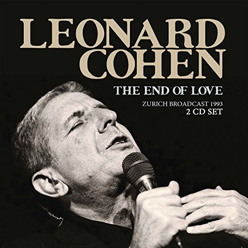 Leonard Cohen The End Of Love