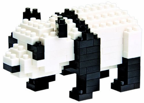 Nanoblocks Giant Panda