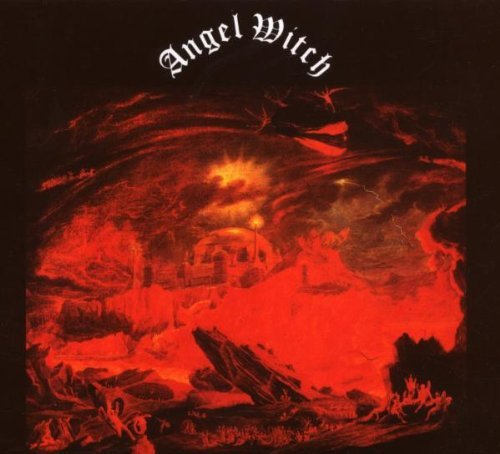 Angel Witch Angel Witch Yellow & Red Flame Vinyl