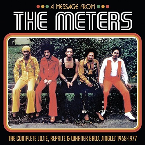 Meters Message From The Meters The Complete Josie Repri 2cd