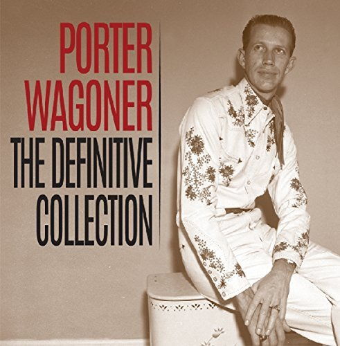 Porter Wagoner The Definitive Collection 2 CD