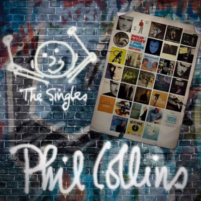 Phil Collins The Singles (4lp)