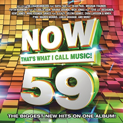 Now That's What I Call Music Vol. 59 Now 59 That's What I Call Music