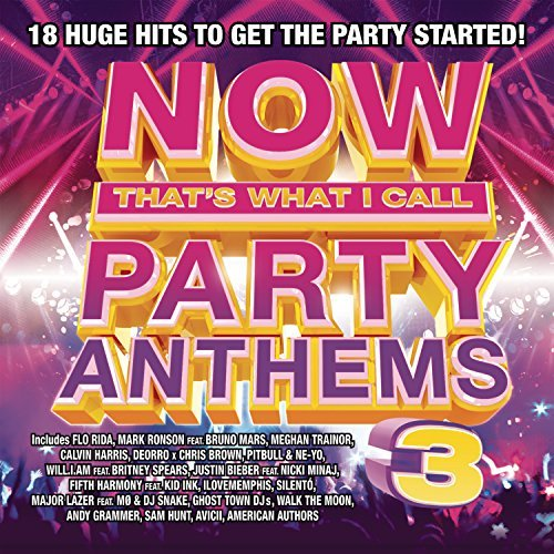 Now Party Anthems Vol. 3 Now Party Anthems