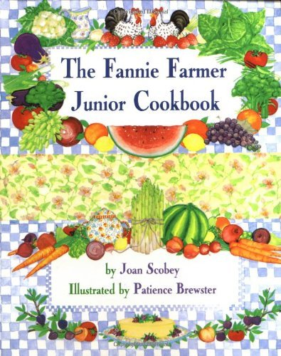 Joan Scobey The Fannie Farmer Junior Cookbook