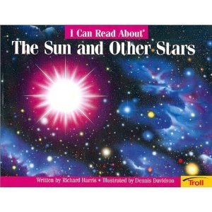 Richard Harris I Can Read About The Sun & Other Stars