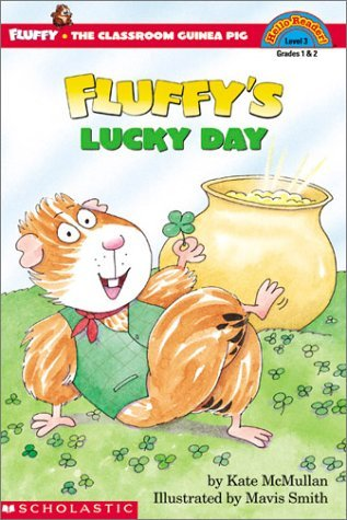 Kate Mcmullan Fluffy's Lucky Day Level 3