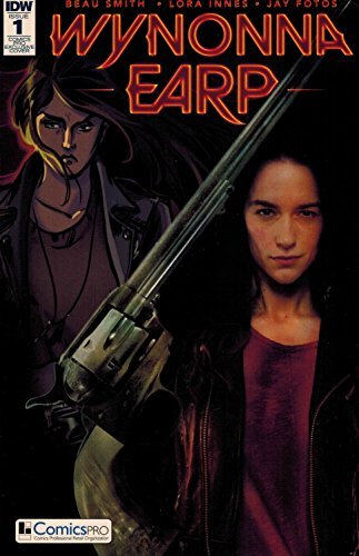Comic Book Wynonna Earp