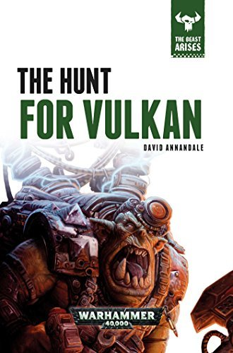David Annandale The Hunt For Vulkan