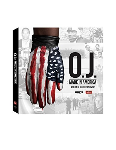 Espn 30 For 30 O.J. Made In America DVD