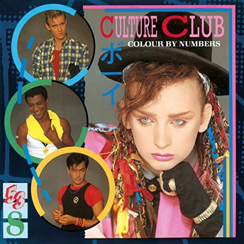 Culture Club Colour By Numbers Import Eu