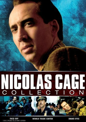 Nicolas Cage Collection Cage Nicolas Nr