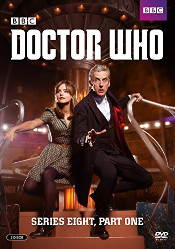 Doctor Who Series 8 Part 1 DVD