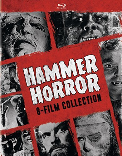 Hammer Horror 8 Film Collection Blu Ray Nr