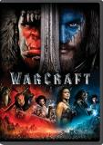 Warcraft Fimmel Patton Foster Cooper DVD Pg13