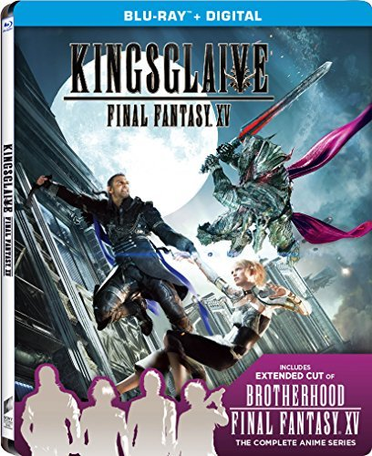 Final Fantasy Xv Kingsglaive Final Fantasy Xv Kingsglaive Blu Ray