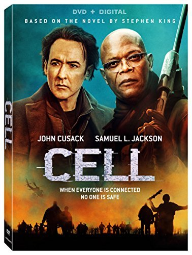 The Cell (2016) Cusack Jackson DVD Dc R